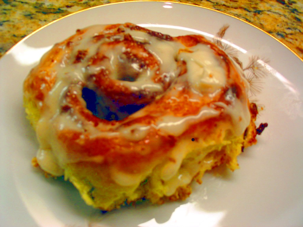 Yukon Gold Cinnamon Rolls Recipe — Dishmaps